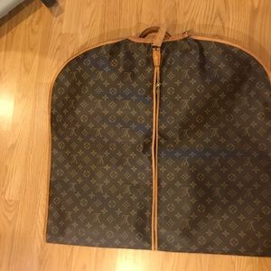 Vintage Louis Vuitton Garment Bag